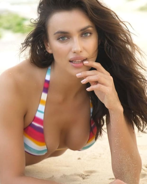 Irina Shayk Intimates Virtual Reality 2016 -- IMAGE