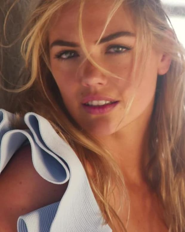 You Have to See This New Kate Upton Video