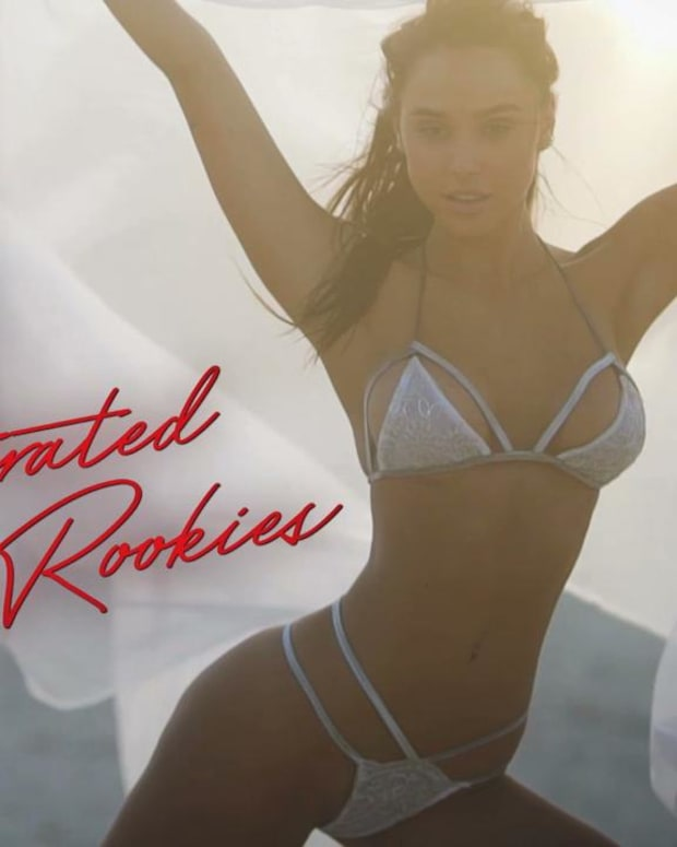 Sports Illustrated Swimsuit 2018 rookies
