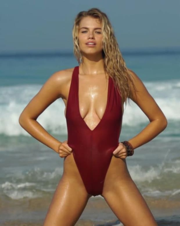 Hailey Clauson SI Swimsuit 2017