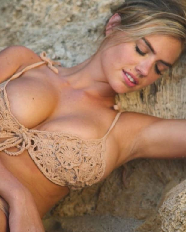 Kate Upton reveals her struggles and how she overcame them
