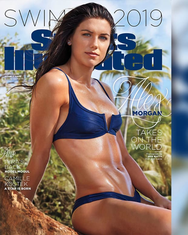 Alex Morgan cover thumb