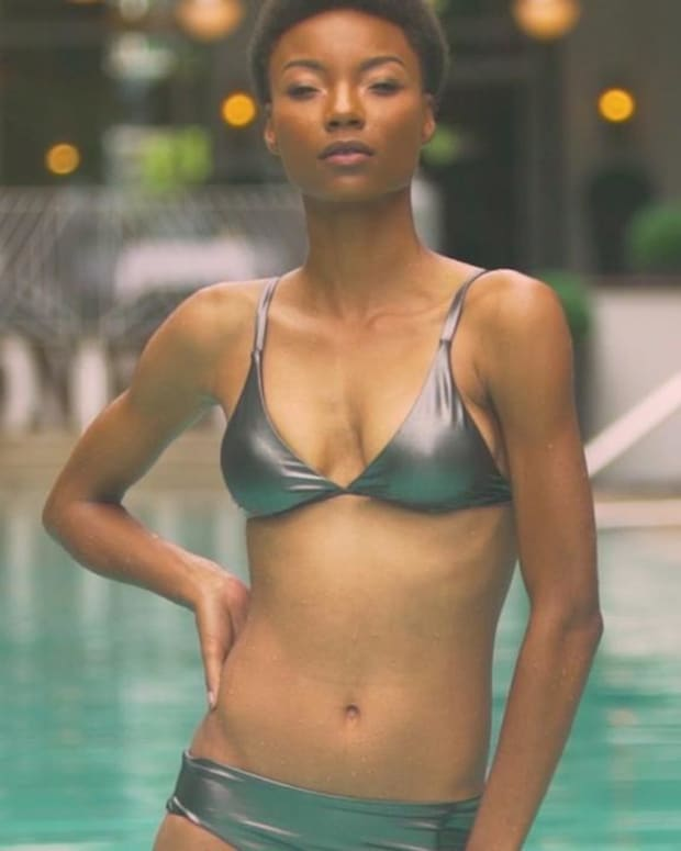 Iyonna Fairbans SI Swimsuit Open Casting Call Top 15