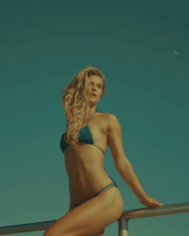 Summer of Swim Intimates with Nina Agdal -- IMAGE