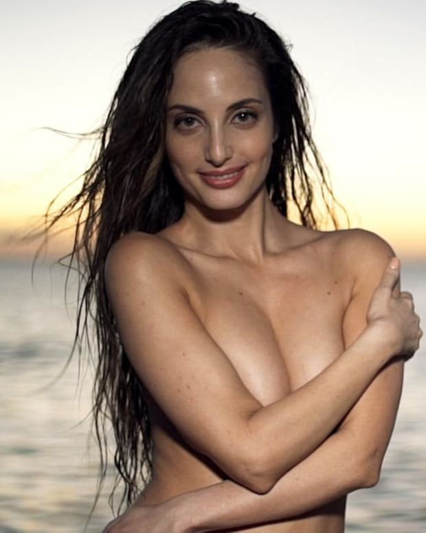 Alexa Ray Joel's Exclusive Song for Sports Illustrated Swimsuit
