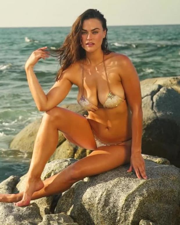 Get Intimate with SI Swimsuit Model Myla Dalbesio