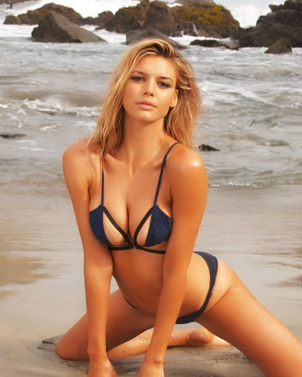 kelly rohrbach, Sports Illustrated Swimsuit 2015, rookie reveal, Countdown to swimsuit, sexy, hot, beautiful, california (image)