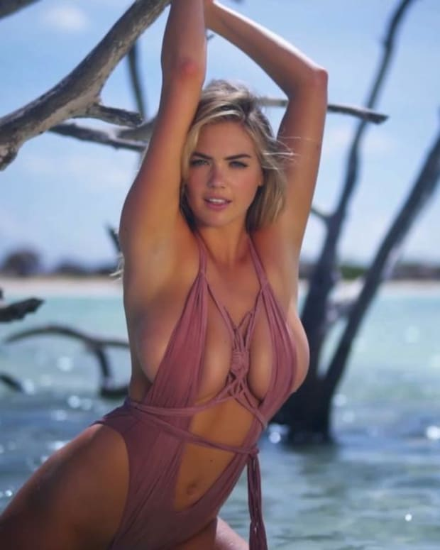 Get Intimate With the Beautiful Kate Upton