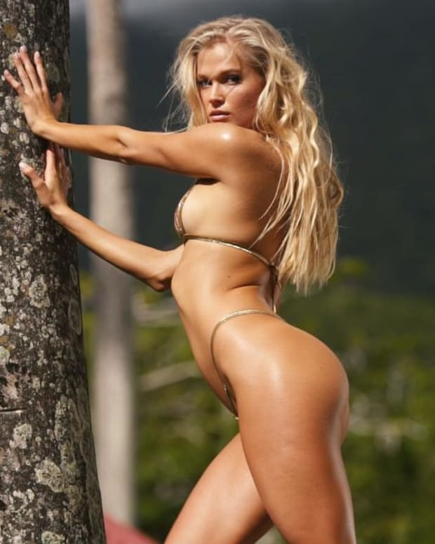 Vita Sidorkina Gets the Perfect Shot