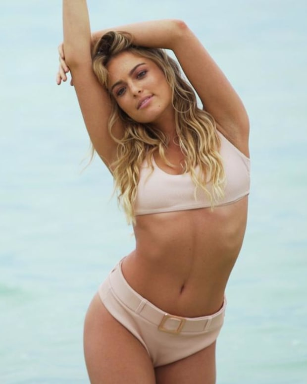 Stefanie Rachel, SI Swimsuit Open Casting Call Top 15