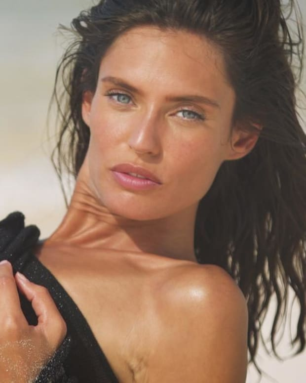 Bianca Balti Sports Illustrated Swimsuit 2018