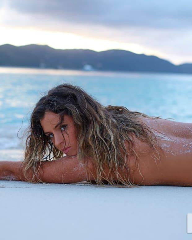 Anastasia Ashley 2014 Swimsuit 5