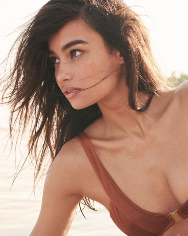 Kelsey Merritt SI Swimsuit 2020 Reveal