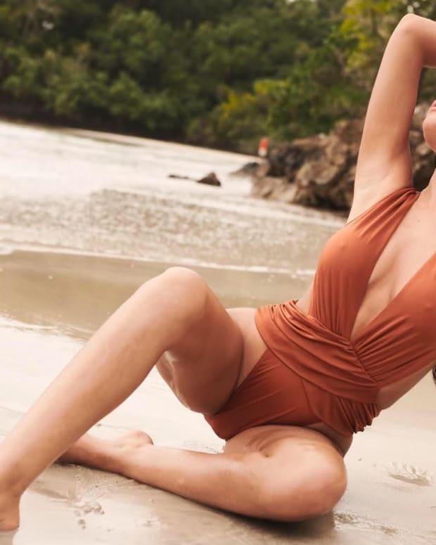 Anne de Paula SI Swimsuit 2020