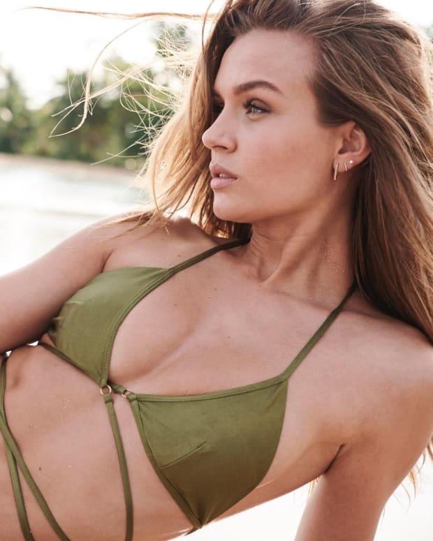 Josephine Skriver SI Swimsuit 2020