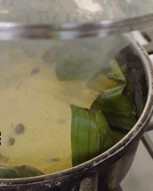Dominican Arepa Recipe