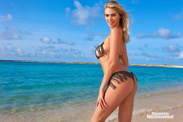Kate Upton Lands No. 1 Spot on This Year's Maxim Hot 100 List