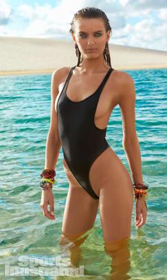 Bregje Heinen 2014 Swimsuit 1