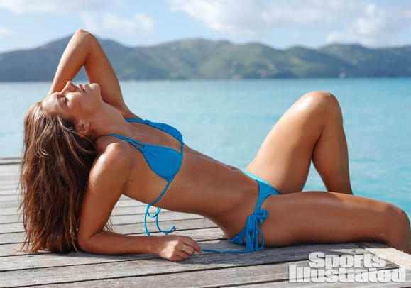 Alex Morgan 2014 Swimsuit 9