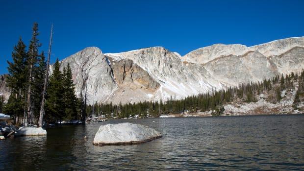 Medicine-Bow-Peak--Mirror-Lake---WY-130---Albany-County