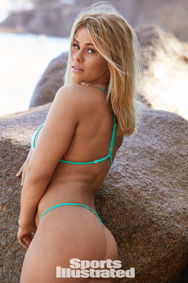 Paige Vanzant Swimsuit Issue