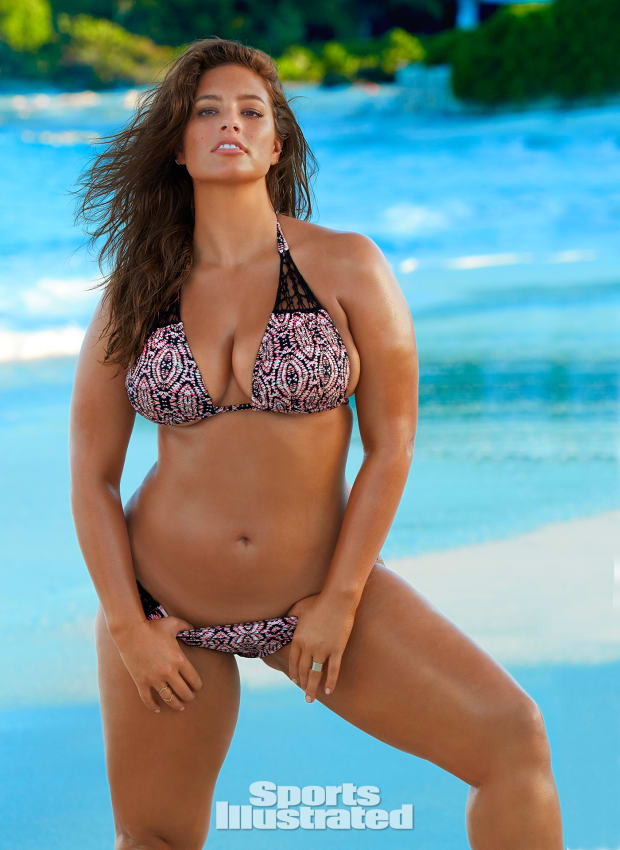 Ashley Graham 2016 Swimsuit Photo Gallery Swimsuit Si Com