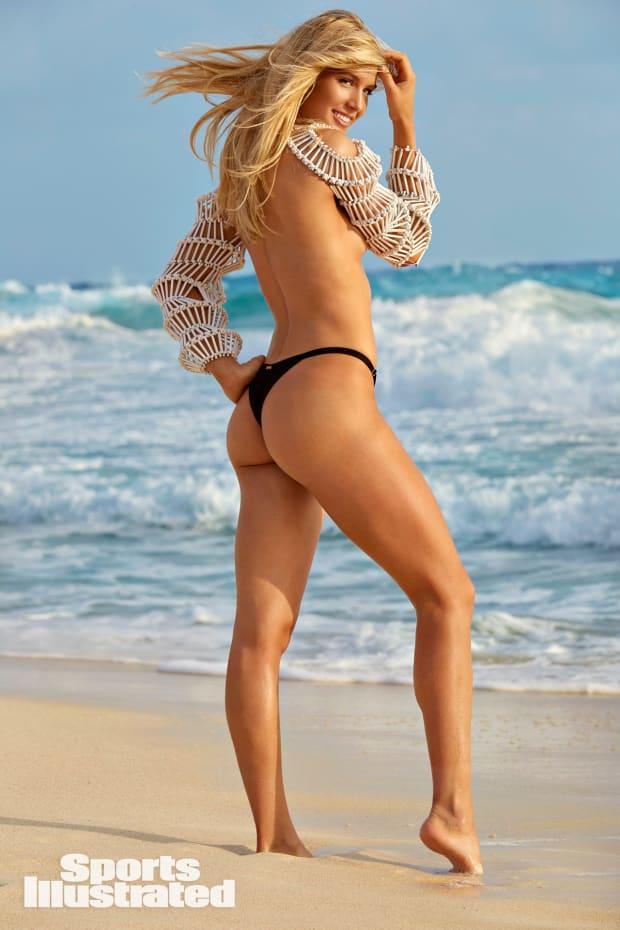 Genie Bouchard Sport Illustrated