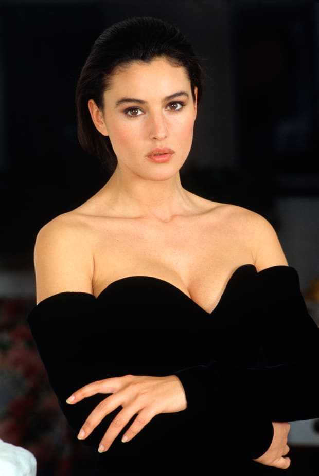 Monica Bellucci Through The Years Swimsuit Si Com