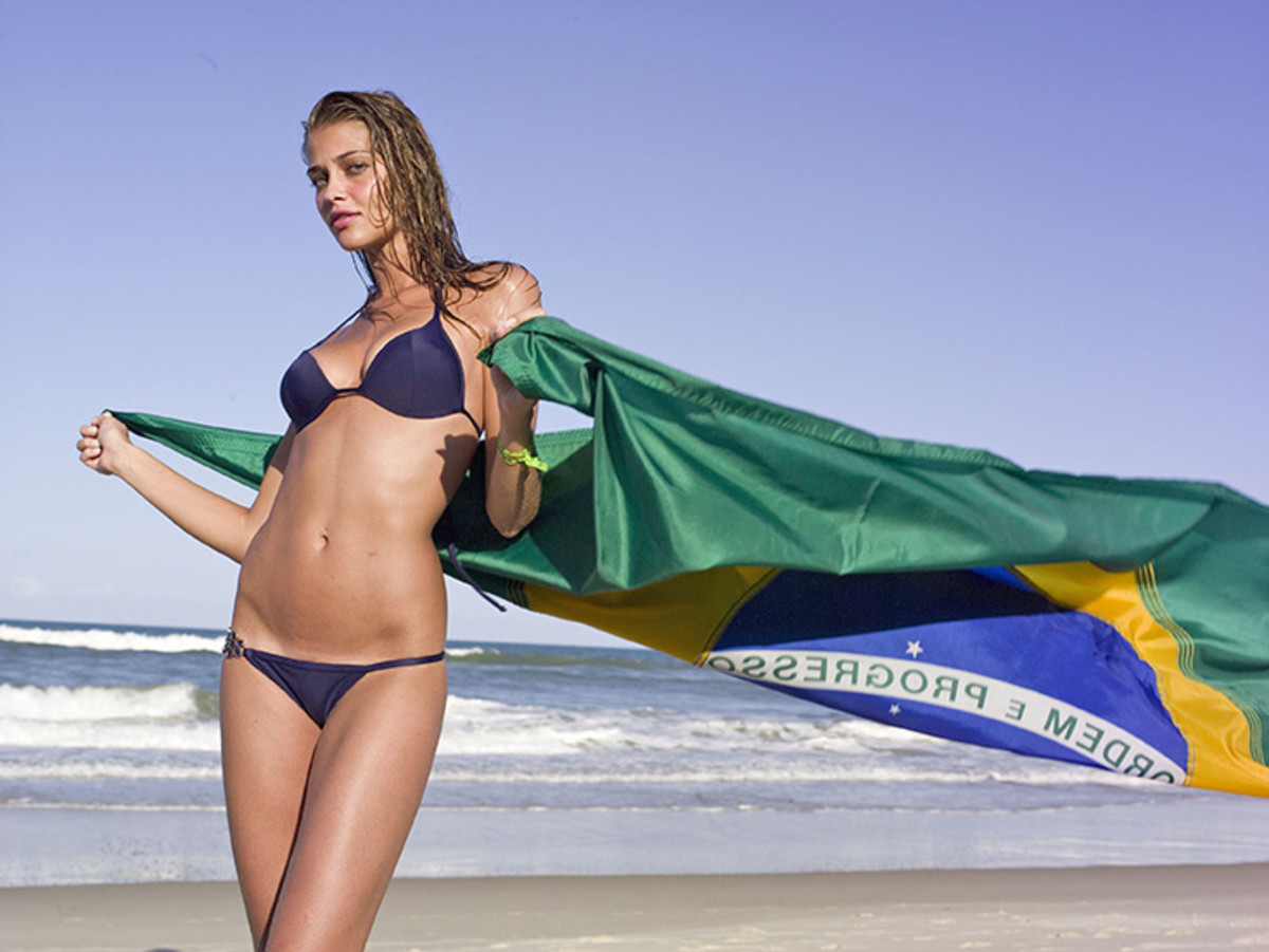 Ana Beatriz Barros :: JR Duran for Sports Illustrated