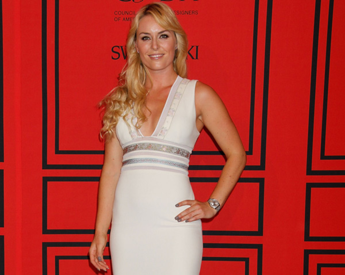 Lindsey Vonn :: Laura Cavanaugh/Getty Images