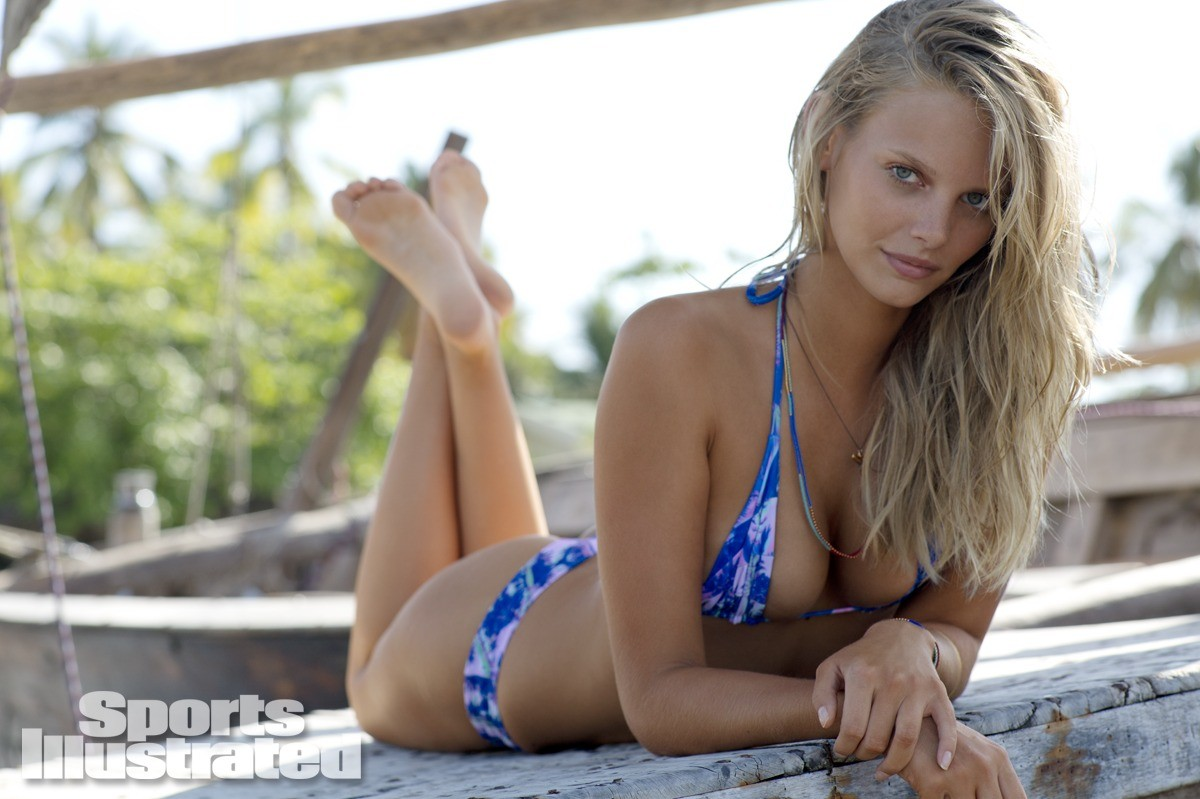 Marloes Horst SI Swimsuit 6
