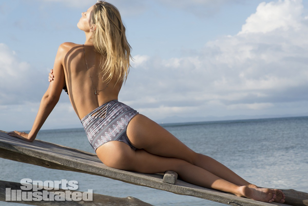 Marloes Horst SI Swimsuit 2