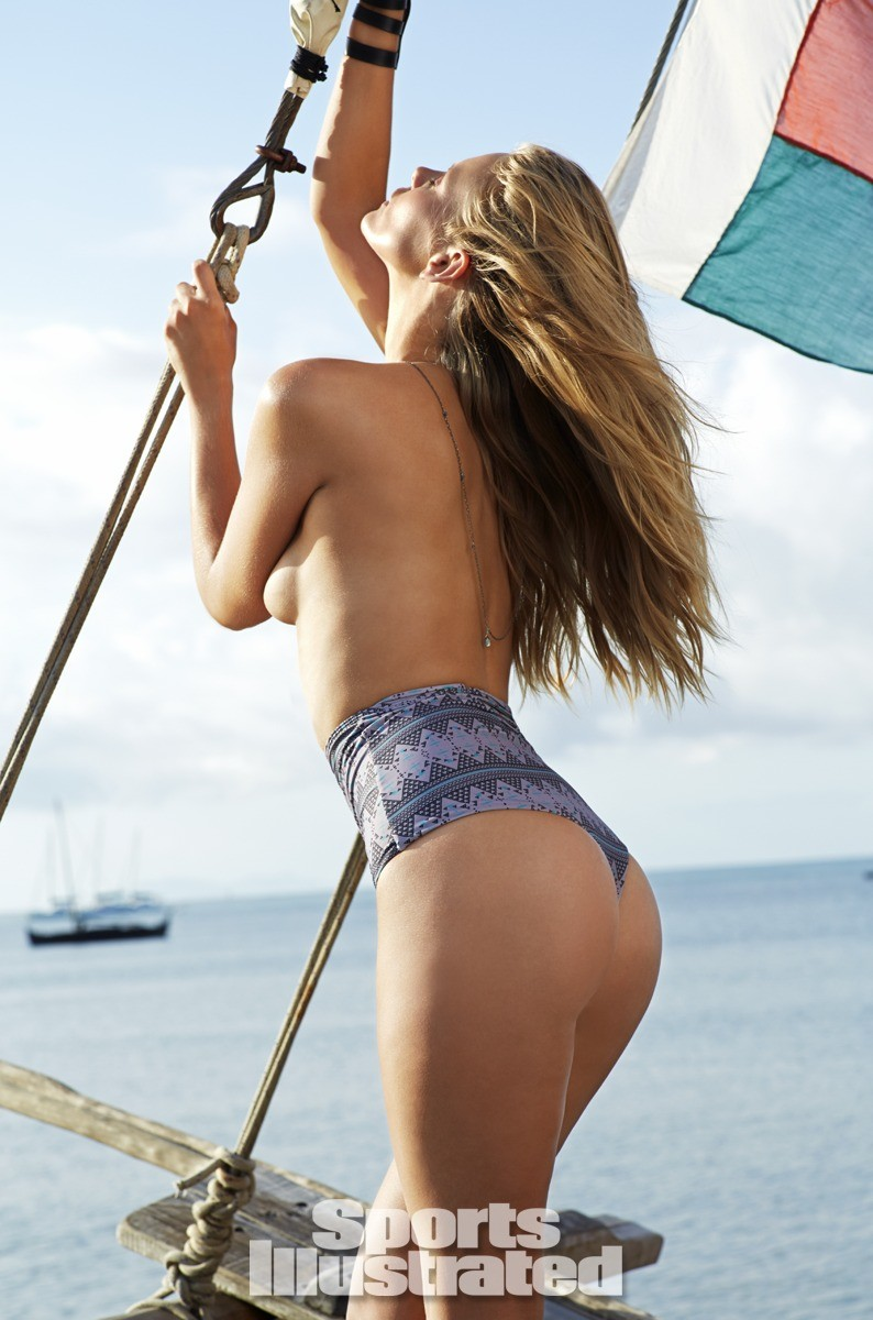 Marloes Horst SI Swimsuit 20
