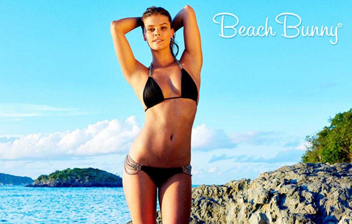 Nina Agdal for Beach Bunny Swimwear