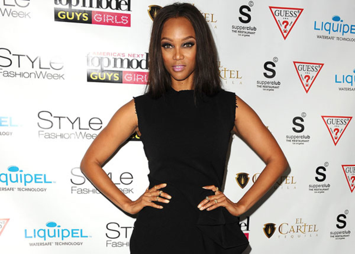 Tyra Banks :: Jason LaVeris/Getty Images