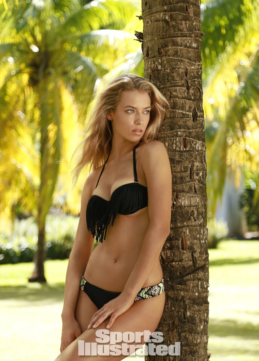 Hannah Ferguson 2014 Swimsuit 4
