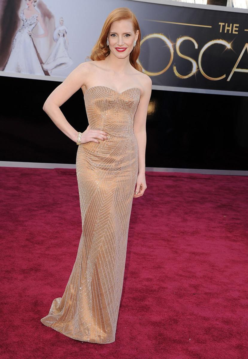 Jessica Chastain :: Steve Granitz/WireImage