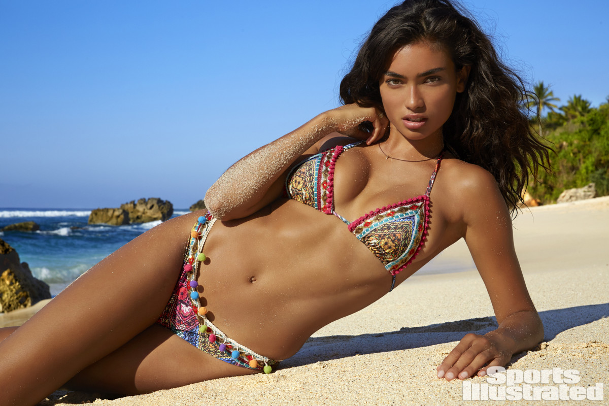 Kelly Gale Photos, Sports Illustrated Swimsuit 2017