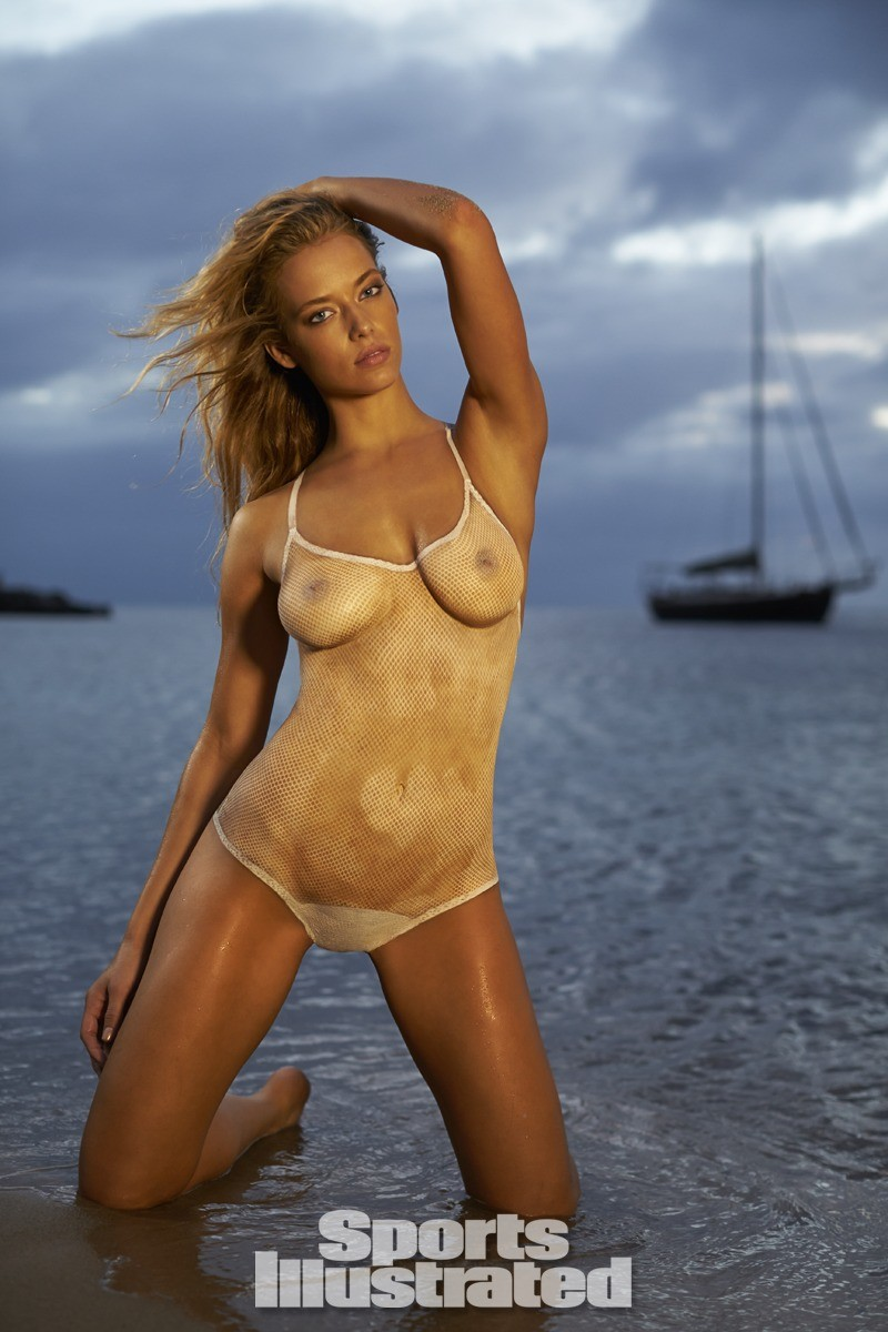 Hannah Ferguson 2014 Swimsuit 14