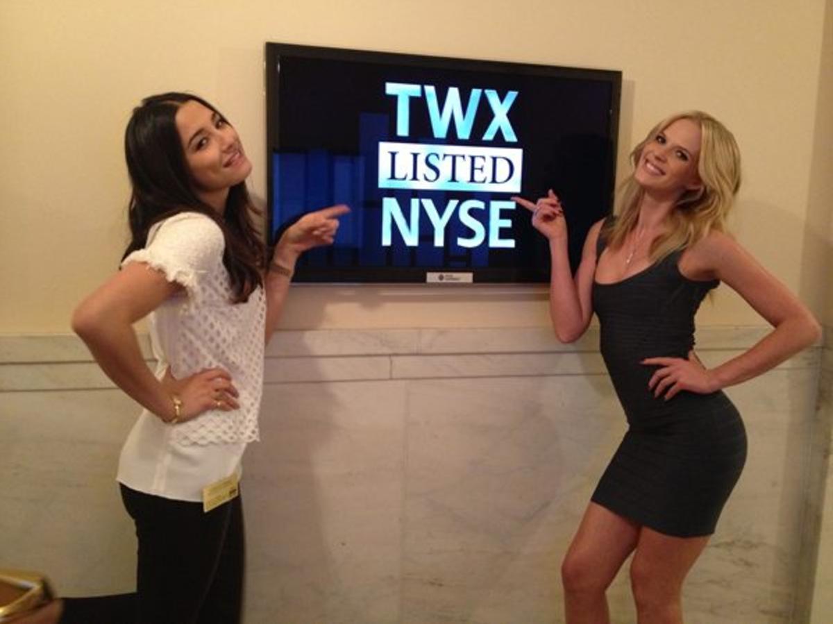 Jess Gomes and Anne V :: @AnneV