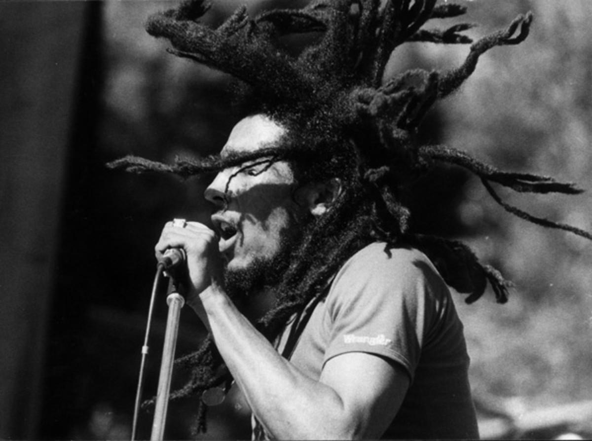 Bob Marley :: Getty Images