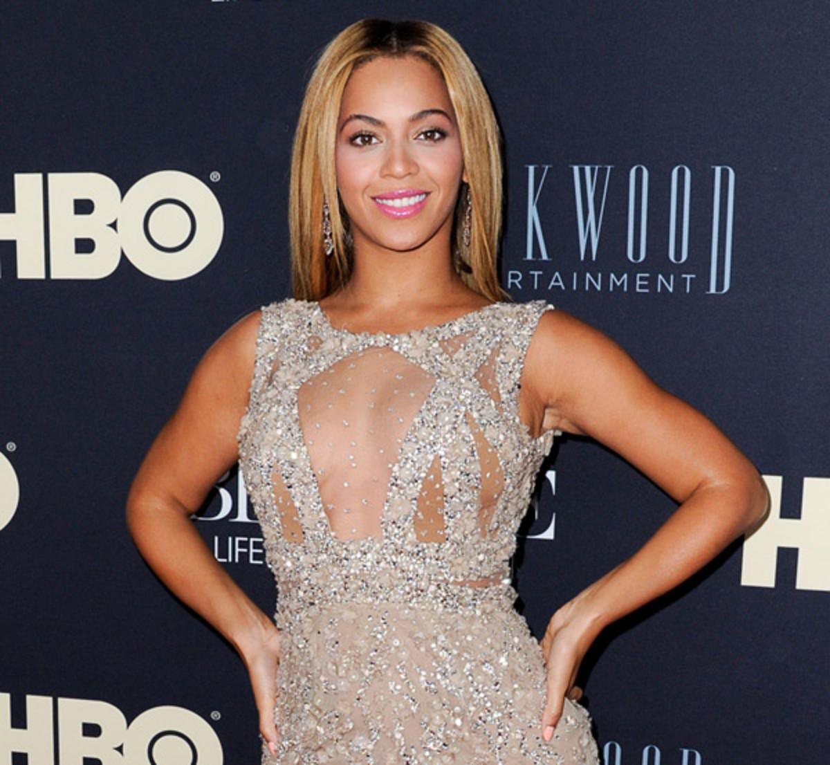 Beyonce Knowles :: Dave Kotinsky/Getty Images