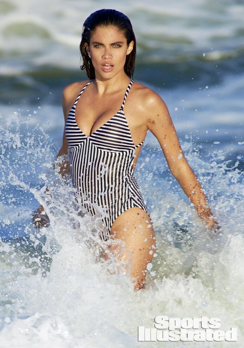 Sara Sampaio 2014 Swimsuit 29