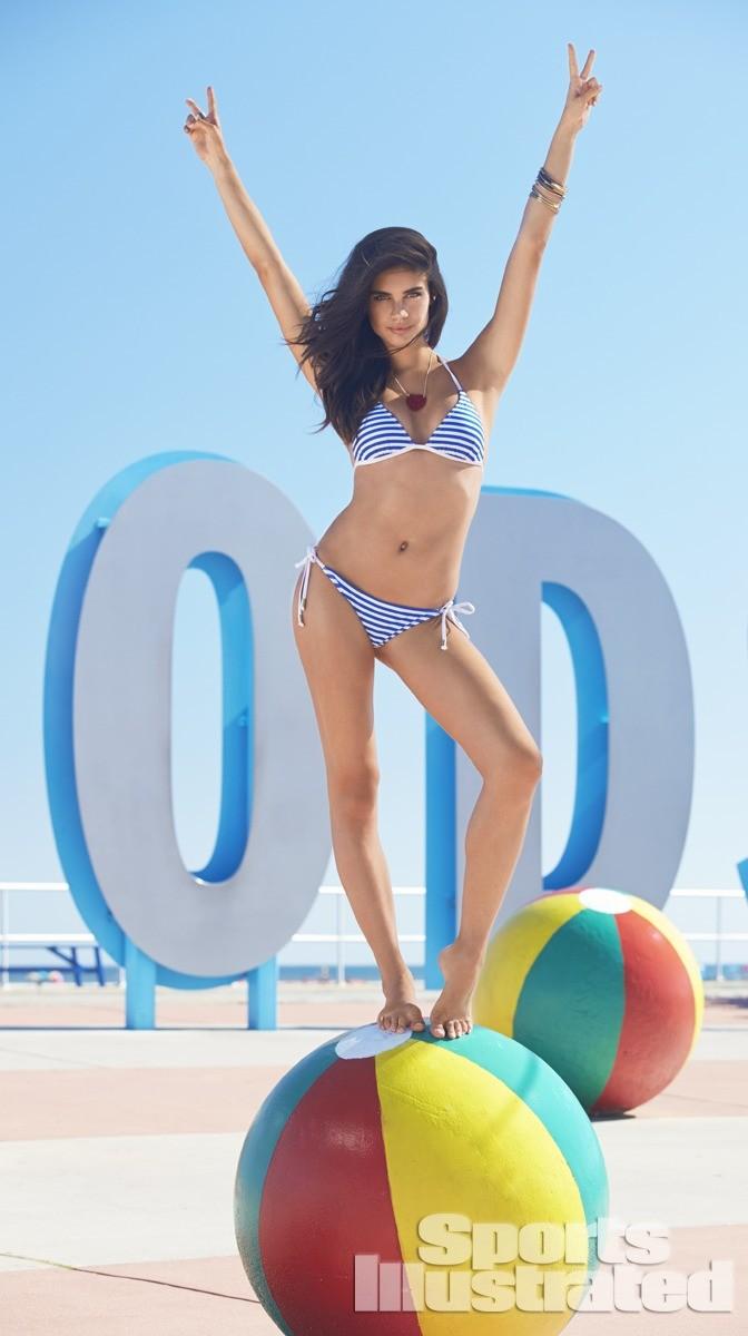 Sara Sampaio 2014 Swimsuit 23