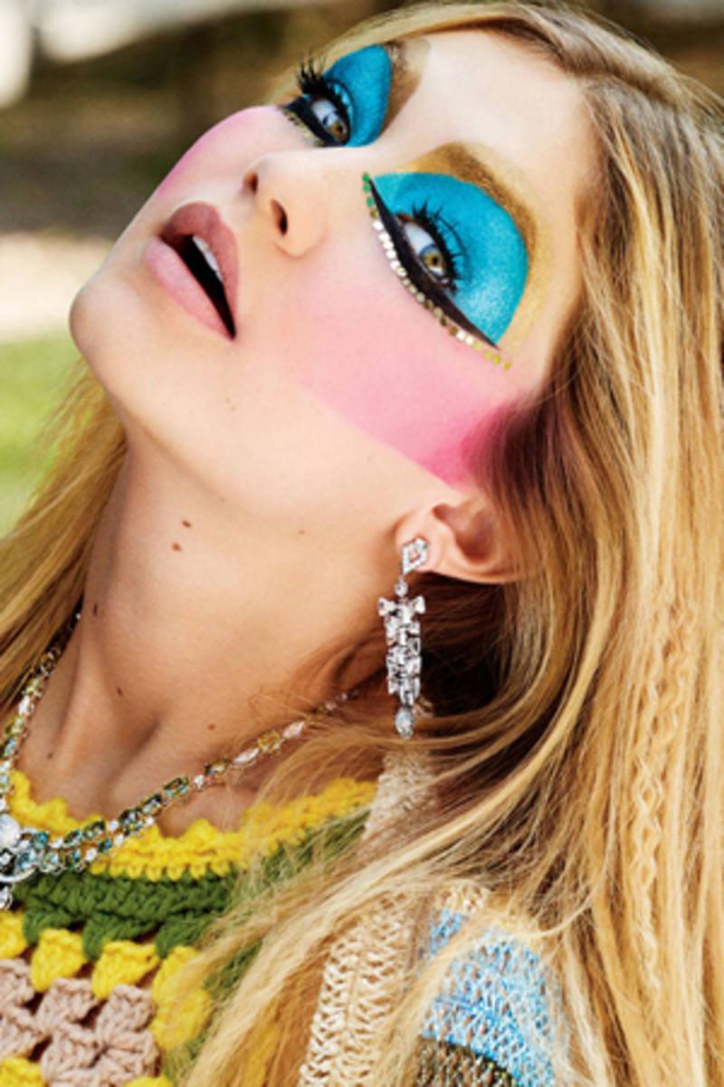 Gigi Hadid for Harper's Bazaar
