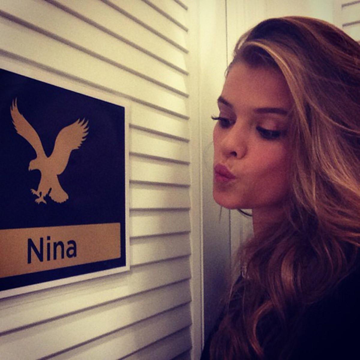 Nina Agdal :: @ninaagdal