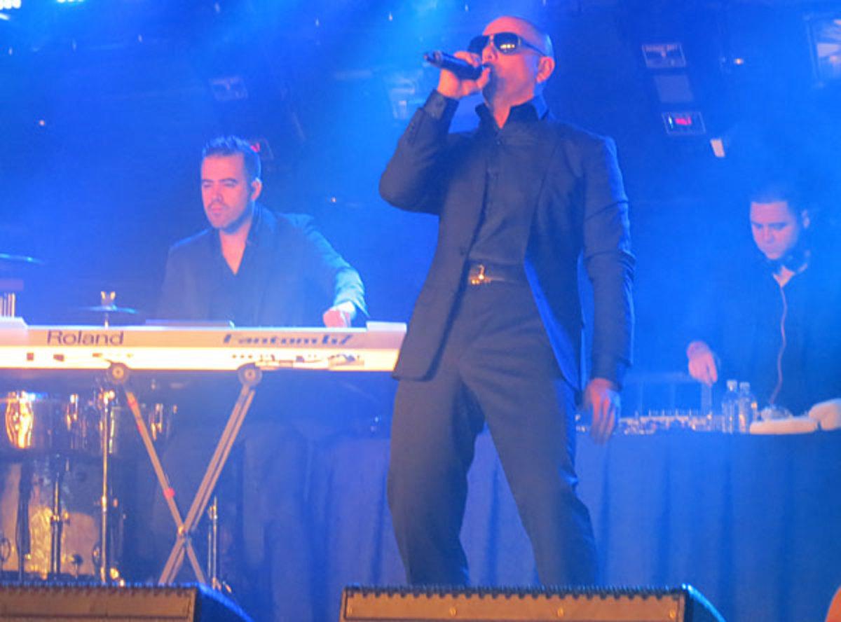 Pitbull :: Andy Gray/SI