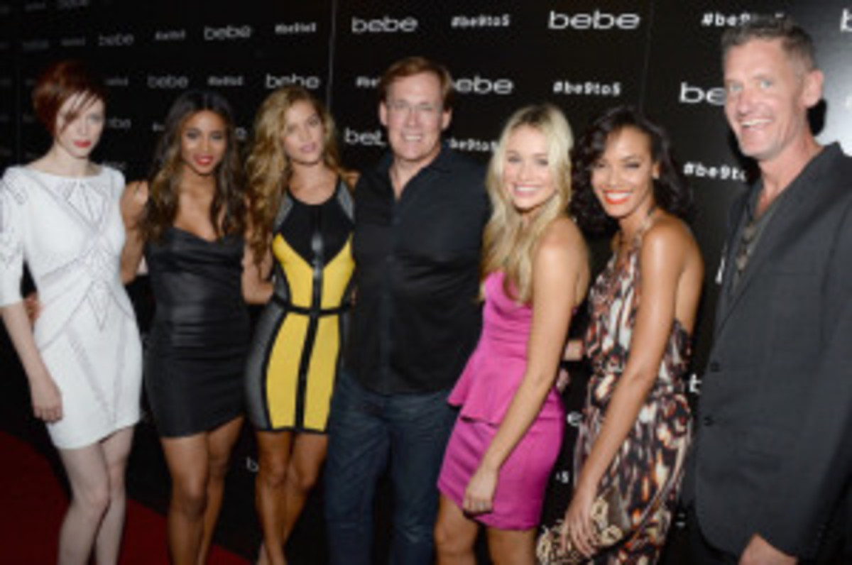bebe Celebrates The Launch Of Their Fall 2013 #be9to5 Campaign At Provocateur - Arrivals