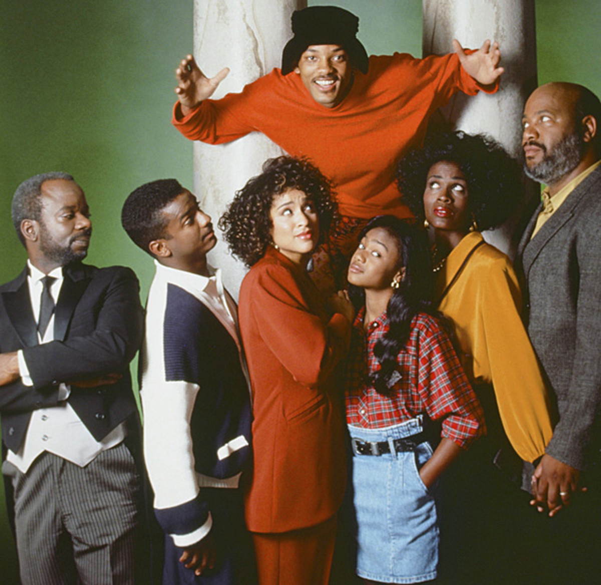 Fresh Prince of Bel-Air cast :: NBC/Getty Images