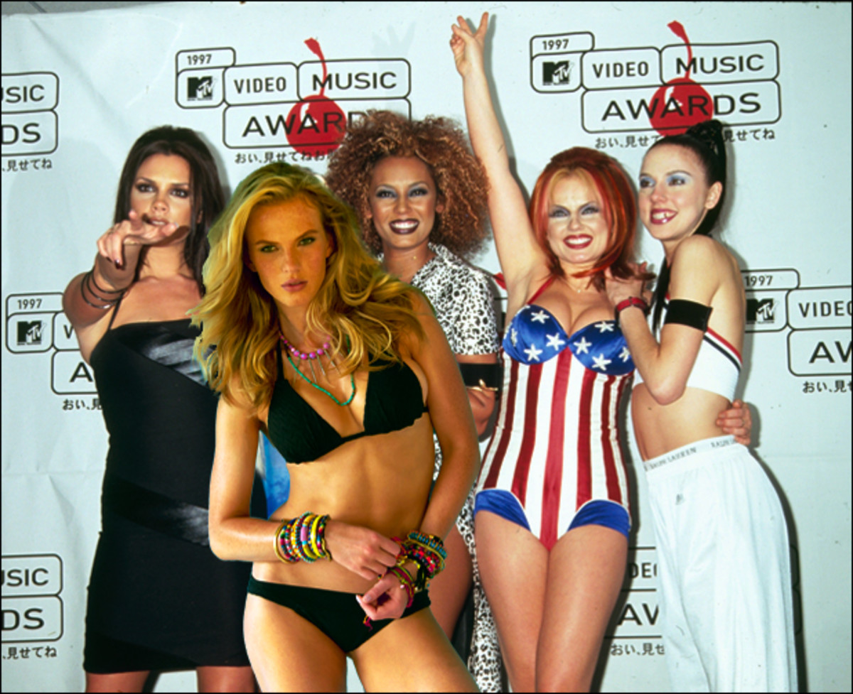 Raphael Mazzucco/SI (Anne V); Time Life Pictures/Getty Images (Spice Girls)